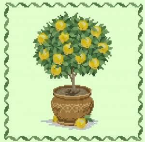 Схема Маленькое дерево ЛИМОН