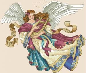 Схема Ангел музыки
