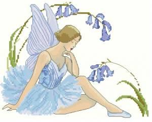 Схема Эльфийка-бабочка
