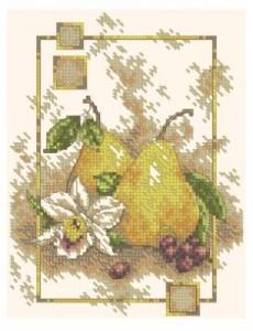 Схема Груши и орхидея