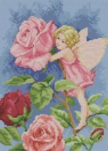 Схема Цветочная фея