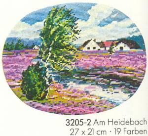 Схема Цветение / Am Heidebach