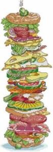 Схема Супер-сэндвич