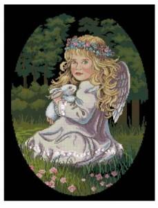 Схема Маленький ангел