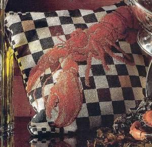 Схема Лобстер (подушка)