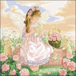 Схема Заботливый ангелок