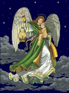 Схема Ангел сна