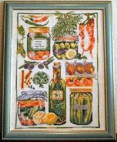 Схема Вегетарианский сэмплер