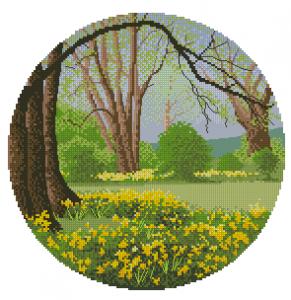 Схема В лесу