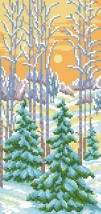 Схема Зимний денек