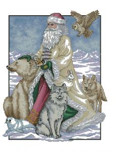 Схема Полярный Санта