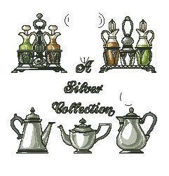 Схема Столовое серебро