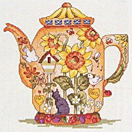 Схема Чайник кантри