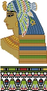 Схема Женщина (папирус)