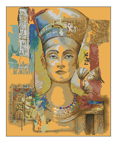 Схема Нефертити