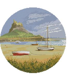 Схема Лодки на берегу