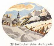 Схема Над часовней / Droben Stehet die Kapelle