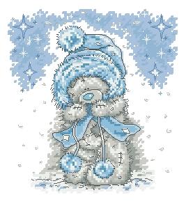 Схема Мишки Тедди, холод