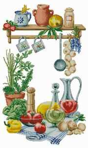 Схема Кухонный сэмплер