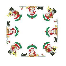 Схема Санта Клаусы