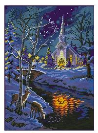 Схема Ночное великолепие