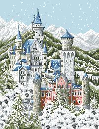 Схема Зимний замок
