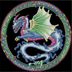 Схема Мистический дракон