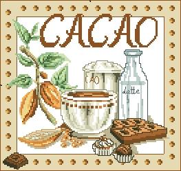 Схема Какао