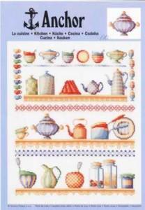 Схема Кухни / Anchor — La Cuisine