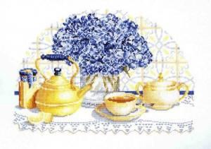 Схема Кухня. Утренний чай