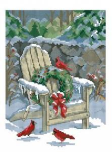 Схема Перед Рождеством