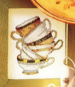 Схема Чашки
