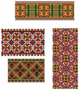 Схема Четыре ленты