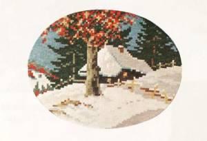Схема Зимние сказки / A Winters Tale