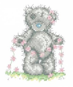Схема Мишки Тедди / Daisy Chain