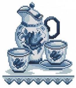 Схема Посуда для молока