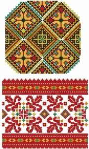 Схема Два орнамента