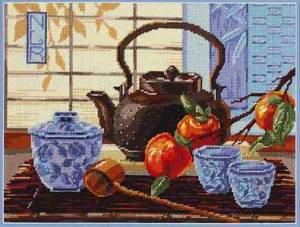 Схема Чайная церемония