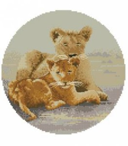 Схема Семья тигров