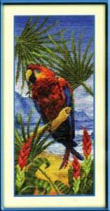 Схема Пальмовый рай