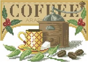 Схема Кофе Арабика