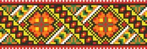 Схема Узор, лента, диагональ