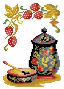 Схема Набор для ягод
