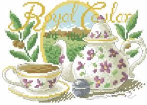 Схема Королевский чай