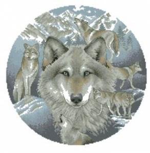 Схема Волчий вой