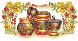 Схема Набор посуды