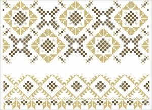Схема Орнаменти Полтавщини