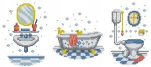 Схема Для ванной