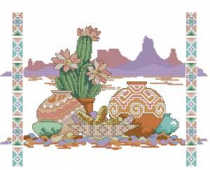 Схема Вкус юго-запада / A Taste of the southwest