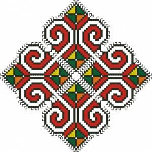 Схема Узор, квадрат